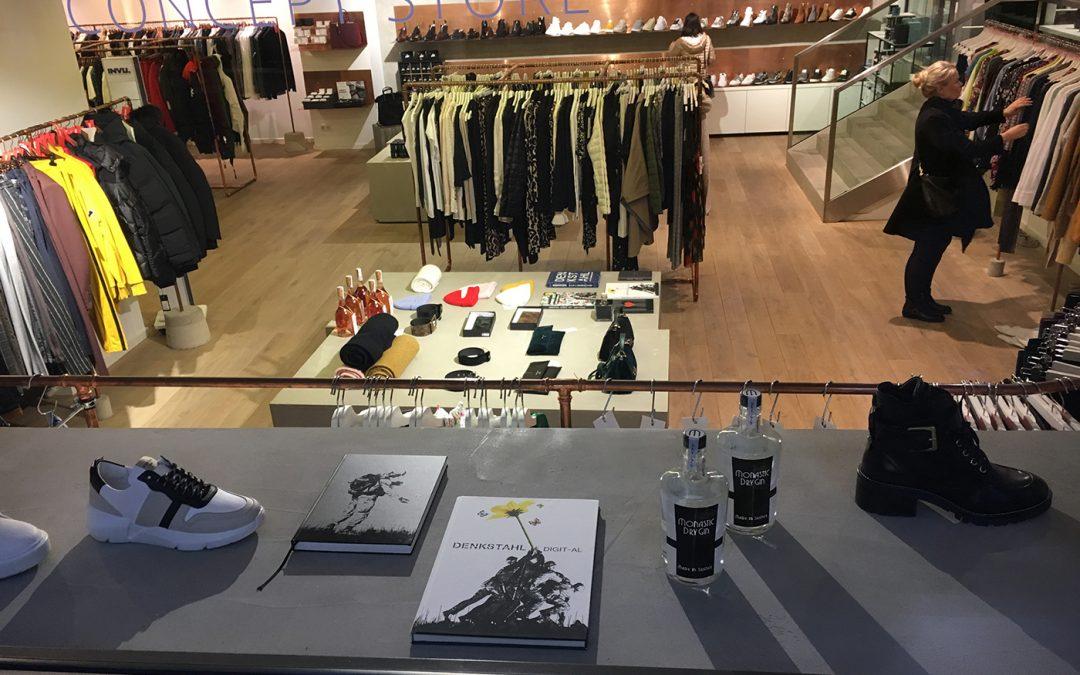 Denkstahl @ Concept Store Glanzstück in Mainz