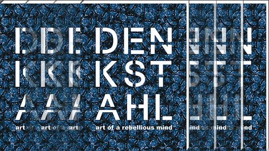 DENKSTAHL. art of a rebellious mind – The Book