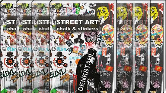 DENKSTAHL STREET ART – The Book
